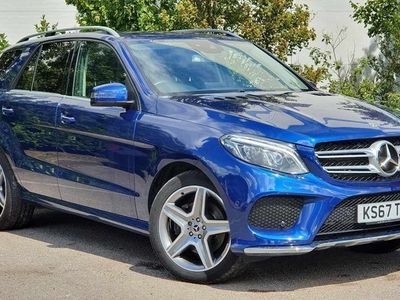 used Mercedes GLE350 4Matic AMG Line 5dr 9G-Tronic 3.0