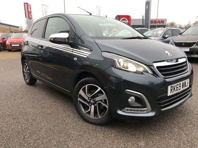 used Peugeot 108 1.0 Collection (s/s) 5dr