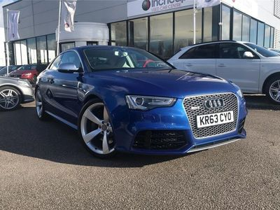 used Audi RS5 4.2 Fsi Quattro 2Dr S Tronic