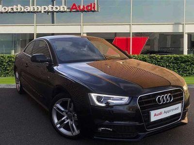 used Audi A5 1.8T Fsi S Line 2Dr Multitronic