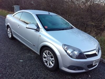 used Vauxhall Astra Cabriolet
