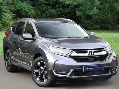 used Honda CR-V 1.5 VTEC TURBO SR 4WD 5-Door Estate