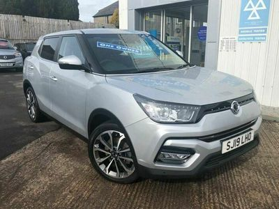 used Ssangyong Tivoli 1.6P ULTIMATE 5d 126 BHP, 2019 ( )