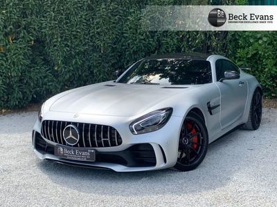 used Mercedes AMG GT R GT 4.0PREMIUM 2d 577 BHP NATIONWIDE DELIVER