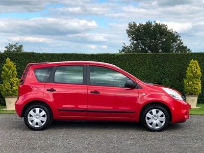 used Nissan Note 1.5 [90] dCi Visia 5dr