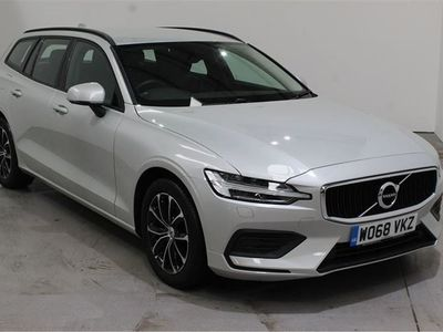 used Volvo V60 2.0 D3 Momentum 5Dr Auto estate 2019