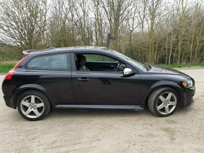 used Volvo C30 1.6D R DESIGN Sport 3dr CARD PAYMENTS 145k MOT 3/22 No Adv PAS HPI Clear