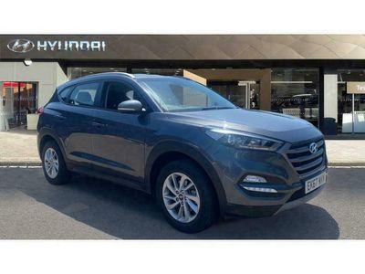 used Hyundai Tucson 1.6 GDi Blue Drive SE 5dr 2WD Petrol Estate