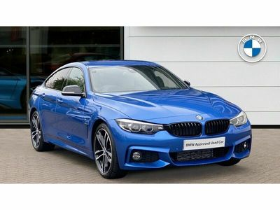 used BMW 420 Gran Coupé 4 Series d [190] M Sport 5dr Auto [Professional Media]