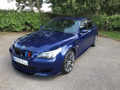 used BMW M5 M54dr SMG