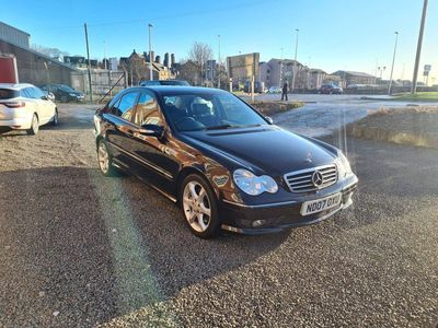 used Mercedes C320 C Class 3.0CDI Sport Edition 7G-Tronic 4dr