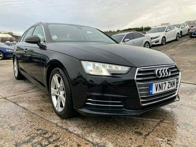 used Audi A4 2.0 AVANT TDI ULTRA SPORT 5d 148 BHP BLUE+USB+AUX+