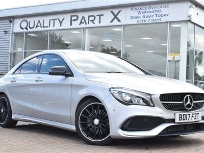used Mercedes CLA220 CLA Class 2.1AMG Line 7G-DCT (s/s) 4dr Auto