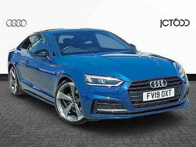 used Audi A5 Coupé Coup- Black Edition 35 TFSI 150 PS S tronic