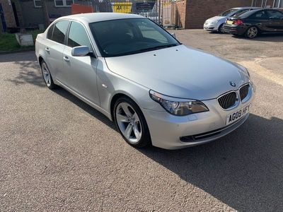 used BMW 530 5 Series 3.0 d SE Business Edition 4dr