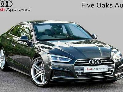 used Audi A5 Coup- S line 40 TDI 190 PS S tronic