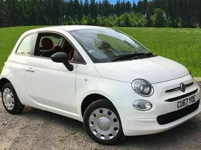 used Fiat 500 3dr Hat 1.2 69hp Pop Manual
