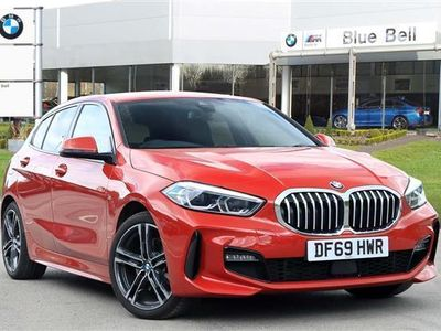 used BMW 118 1 Series I M Sport 5Dr Step Auto