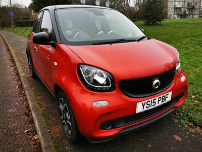 used Smart ForFour 1.0 Prime (s/s) 5dr