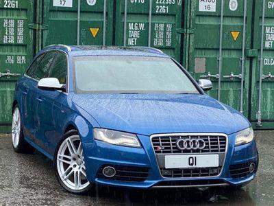 used Audi S4 3.0 TFSI V6 S Tronic quattro 5dr Auto