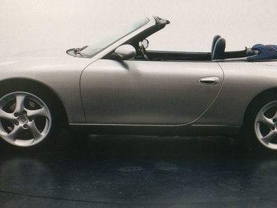 used Porsche 911 Carrera Cabriolet 911 3.6 996 2 Tiptronic S 2dr