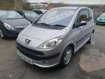 used Peugeot 1007 1.4 HDi Dolce 3dr, 2006 ( )