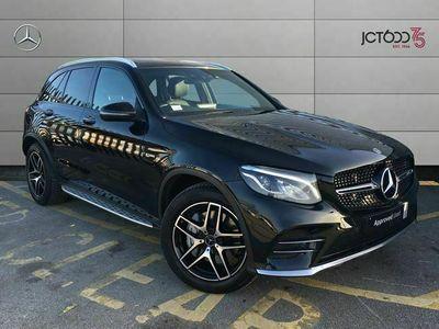 used Mercedes GLC43 AMG Glc4Matic Premium Plus 5dr 9G-Tronic amg estate