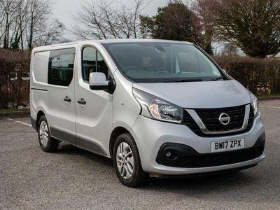 used Nissan NV300 1.6 dCi 125ps H1 Tekna Crew Van
