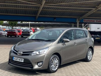 used Toyota Verso 1.8 V-matic Icon MPV 5dr Petrol Multidrive S (7 Seat) (147 ps)