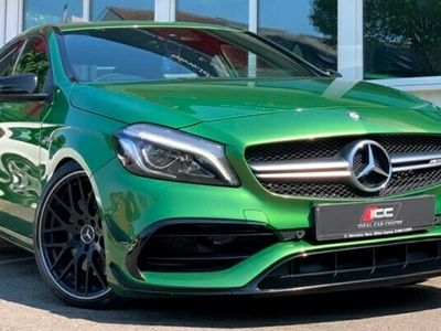 used Mercedes A45 AMG A Class AMG4MATIC Auto