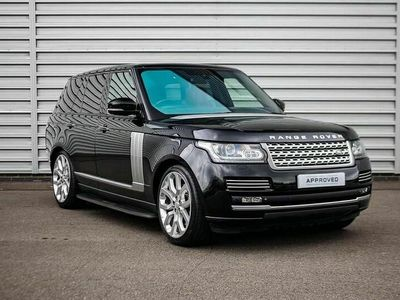 used Land Rover Range Rover 4.4 SDV8 (339hp) Autobiography 5dr