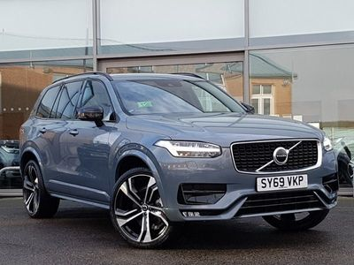 used Volvo XC90 2.0 B5D [235] R Design Pro 5Dr Awd Geartronic
