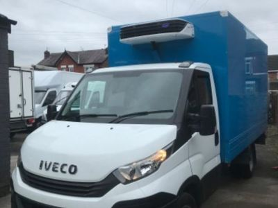 used Iveco Daily 2.3 Chassis Cab 3450 WB, 2017, not known, 44000 miles.