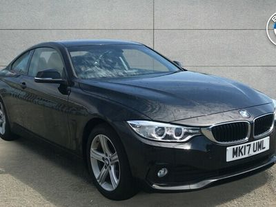 used BMW 418 SE Coupe