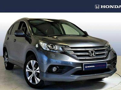 used Honda CR-V 2.0 i-VTEC EX 5-Door