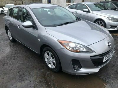 used Mazda 3 1.6 S 5dr GREAT DRIVER Hatchback 2012