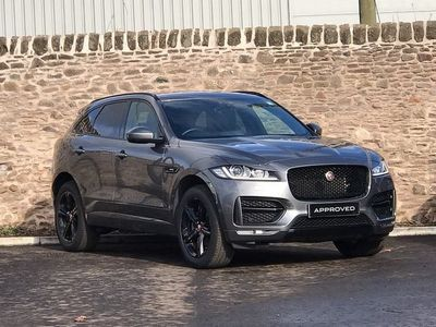used Jaguar F-Pace 2018 Dundee R-SPORT AWD
