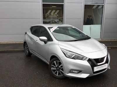 used Nissan Micra 1.5dCi 90 N - Connecta 5dr