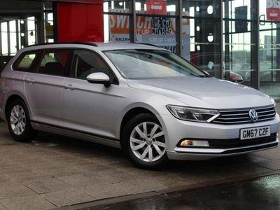 used VW Passat 2018 Bury 1.6 TDI S 5dr Estate