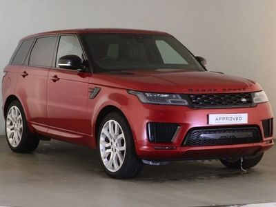 used Land Rover Range Rover Sport 3.0 SDV6 (306hp) Autobiography Dynamic Estate diesel estate