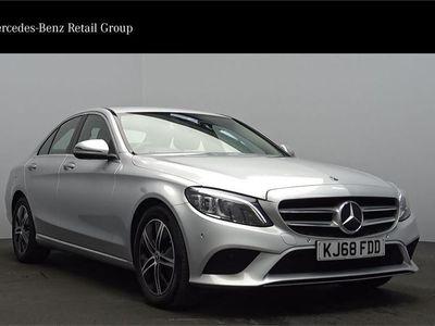 used Mercedes C200 C-ClassSport Premium 4Dr 9G-Tronic