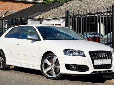 used Audi S3 2.0 TFSI Black Edition S Tronic quattro 3dr