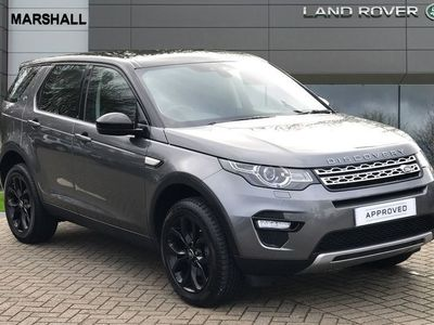 used Land Rover Discovery Sport 2.0 TD4 180 HSE 5dr
