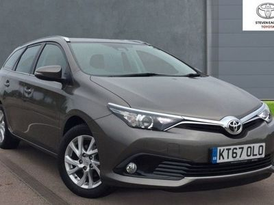 used Toyota Auris 1.2 VVT-i Icon Tech Touring Sports (s/s) 5dr