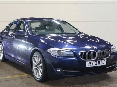 used BMW 520 5 Series 2.0 d SE 4dr Auto