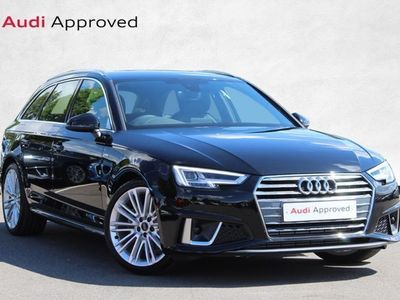 used Audi A4 35 Tfsi S Line 5Dr