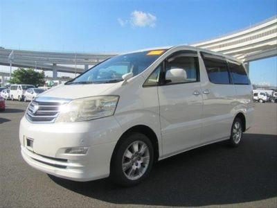 used Toyota Alphard 3.0 MZ - Top Spec - Twin Sun Roof - Grade 4 - On Route