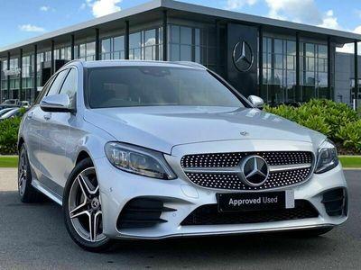 used Mercedes C300 C CLASS ESTATEAMG Line Premium 5dr 9G-Tronic