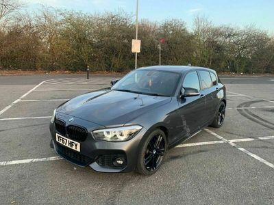used BMW 118 1 Series 1.5 i M Sport Shadow Edition Sports Hatch (s/s) 5dr