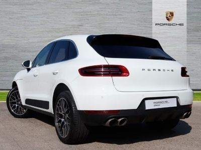 used Porsche Macan S Macan 2018PDK Estate 2018